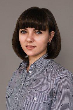 Стороженко Екатерина Алексеевна